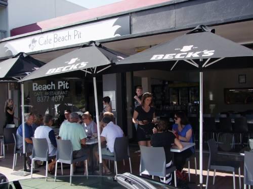 Beach Pit Cafe in Brighton, Adelaide - Eatoutadelaide.com.au